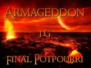 Raeuchermischung Armageddon 1g