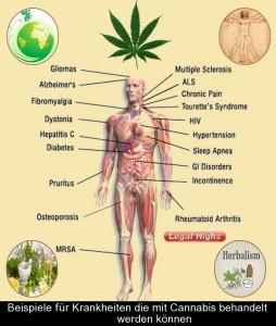 medizinische vorteile von cannabis