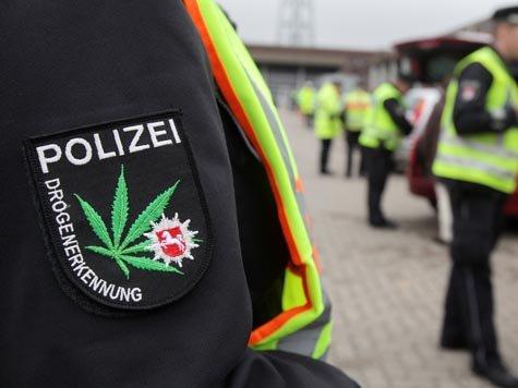 polizei drogenerkennung