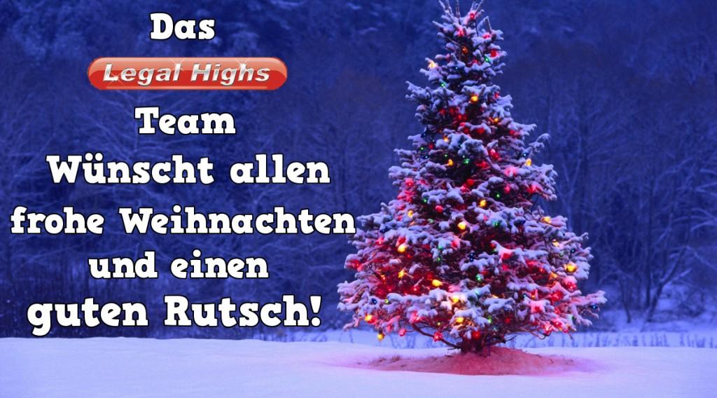 Legal Highs Weihnachtsgrüße
