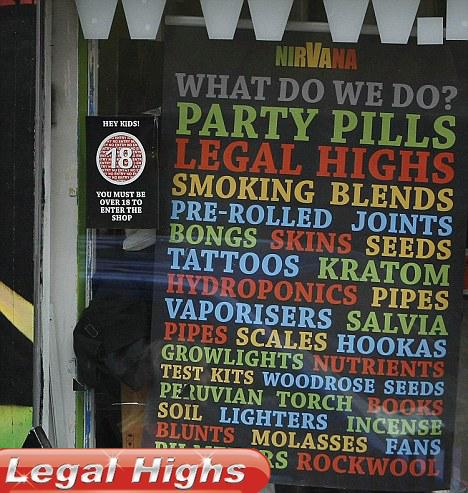 Legal Highs Shop NZ