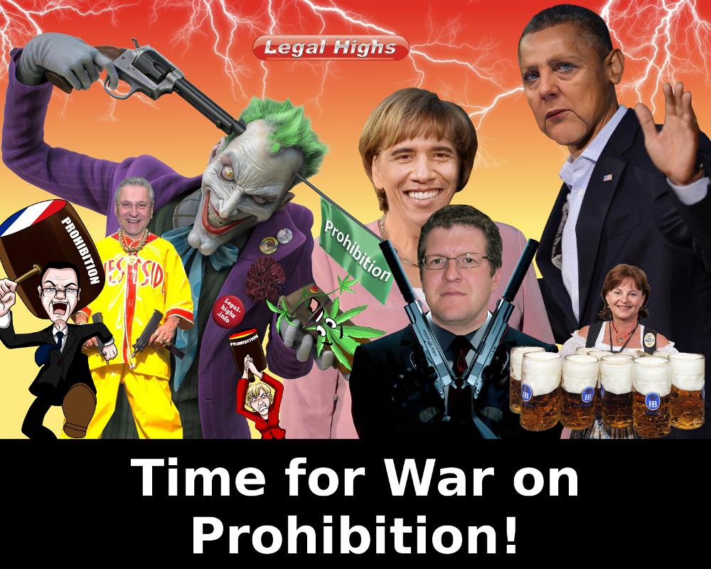 War on Prohibition