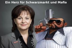 Drogenbeauftragte Marlene-Mortler
