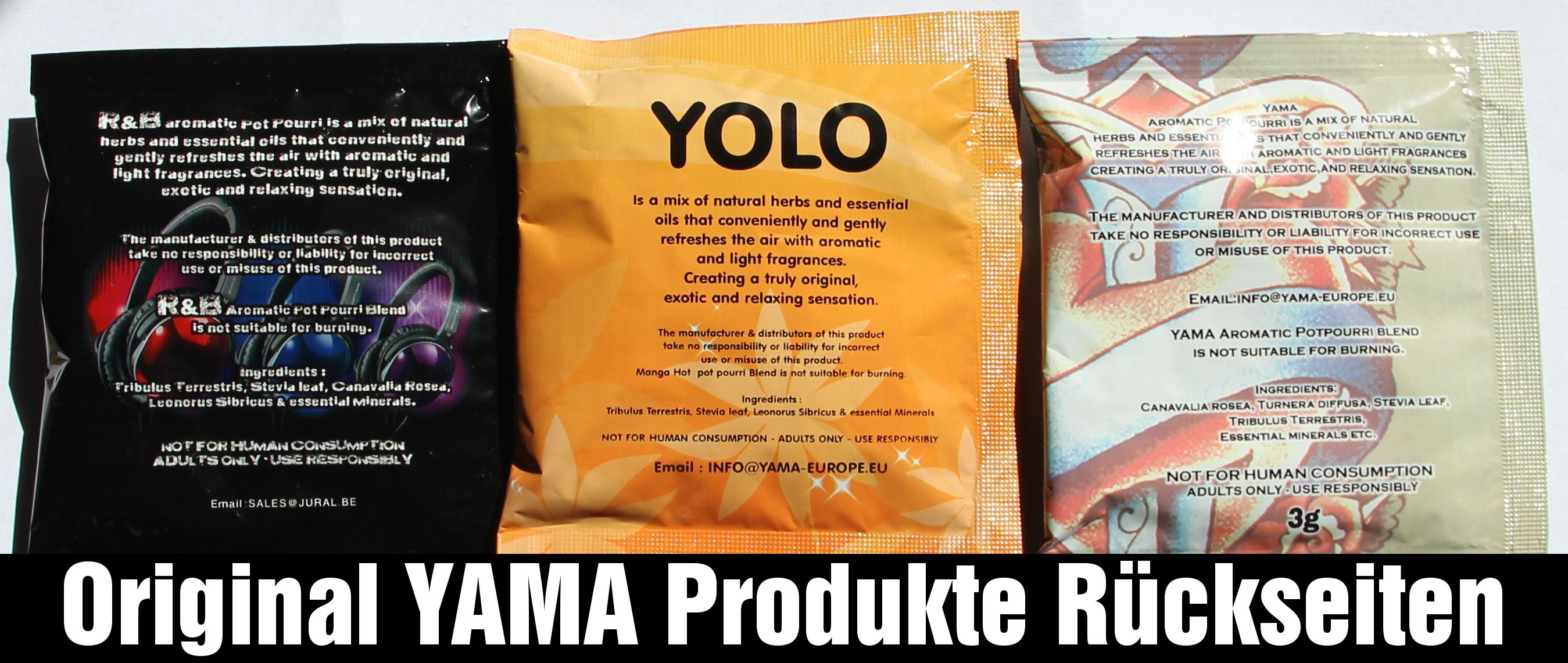 yama original produkte
