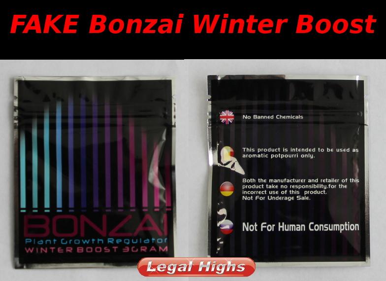 Faelschung Bonzai Winter Boost